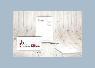 Briefpapier, Logodesign